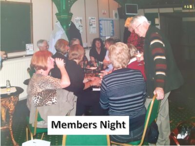 Members Night 2