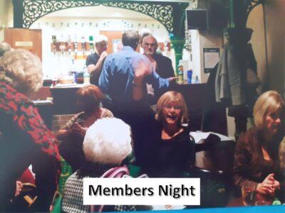 Members Night